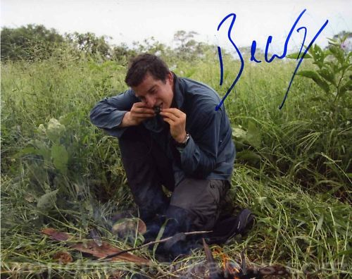 Autographe | BearGrylls.fr