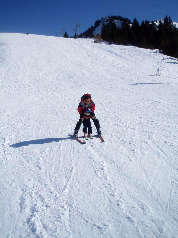 Bear au ski   BearGrylls.fr