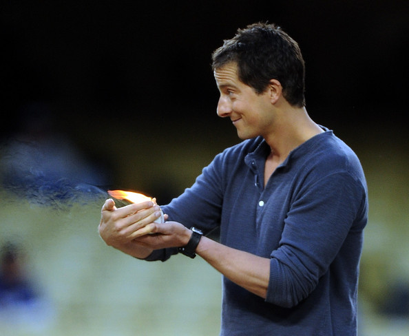 Bear Grylls Dodgers | BearGrylls.fr