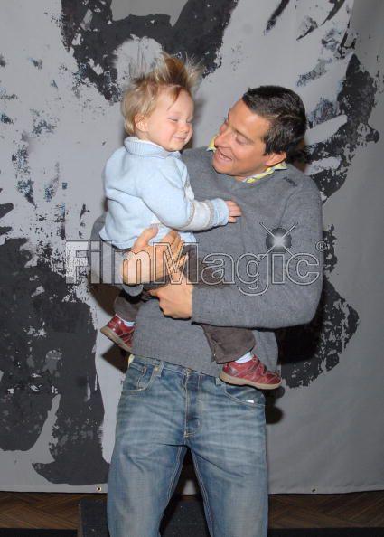 Bear Grylls et sont fils | BearGrylls.fr