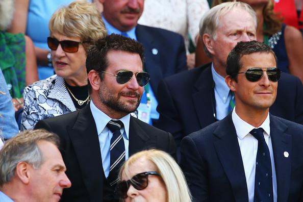 Bradley Cooper et Bear | BearGrylls.fr