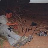 Autographe Bear Grylls