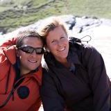 Bear et Sarah Bear Grylls