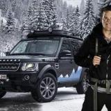Land Rover Bear Grylls
