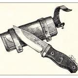 Couteau de Bear Bear Grylls