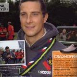 Crahoppers Bear Grylls