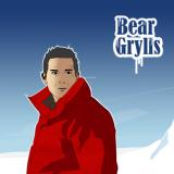 Graphisme Bear Grylls