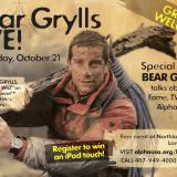 Pub Bear Grylls
