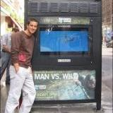 Pub Man vs wild Bear Grylls