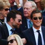 Wimbledon 2014 Bear Grylls