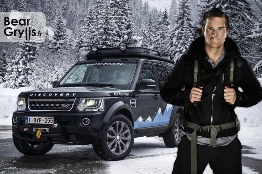 Land Rover | BearGrylls.fr