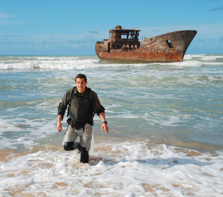 Man vs wild | BearGrylls.fr