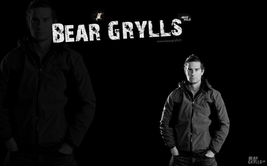 Wallpaper Bear Grylls   BearGrylls.fr