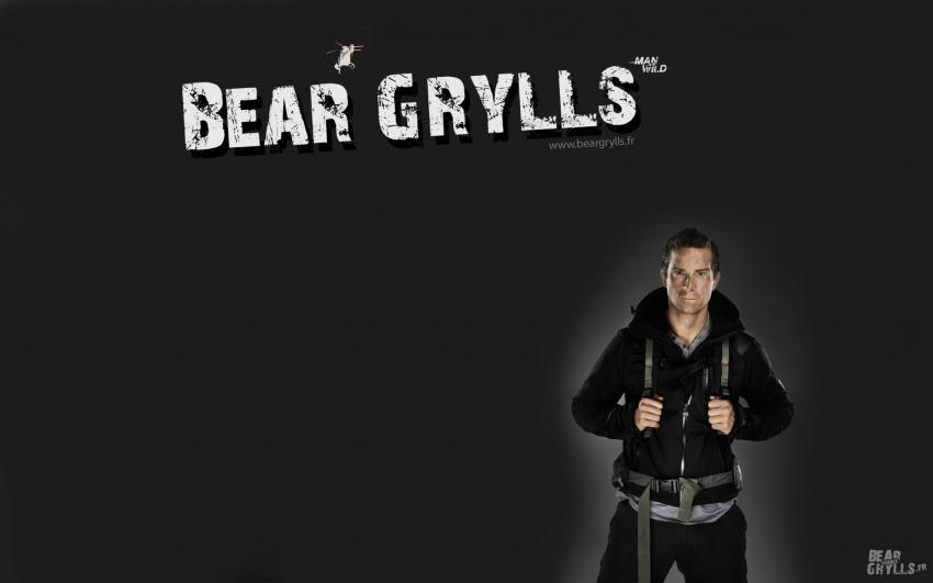 Wallpaper Bear Grylls | BearGrylls.fr
