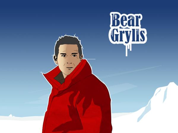 Graphisme | BearGrylls.fr