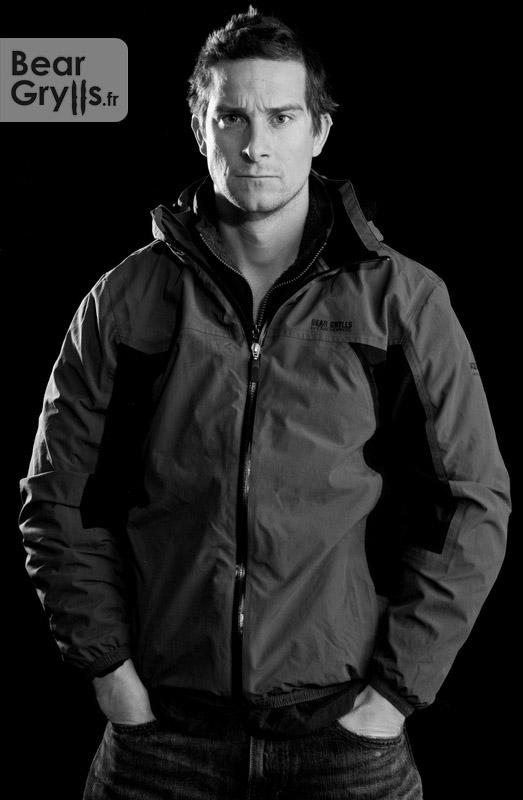 Portrait de Bear Grylls | BearGrylls.fr