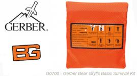Basic Survival Kit Gerber Bear Grylls