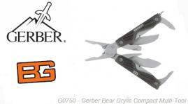 Couteau Compact Multi-tool Gerber Bear Grylls