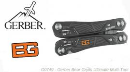 Couteau Ultimate Multi-Tool Gerber Bear Grylls