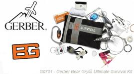 Ultimate Survival Kit Gerber Bear Grylls