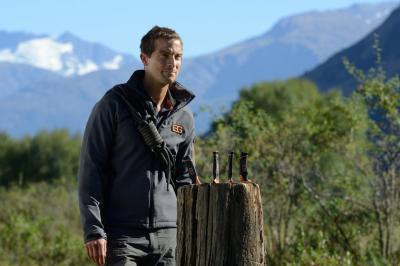 Bear Grylls : Breaking Point nouvelle emission