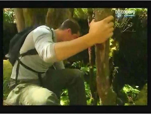 kit de survie man vs wild