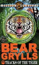 Livre Bear Grylls Mission Survival: Tracks of the Tiger book