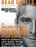 Livre Bear Grylls A Survival Guide for Life