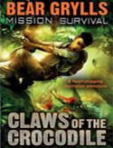 Livre Bear Grylls Mission Survival: Claws of the Crocodile