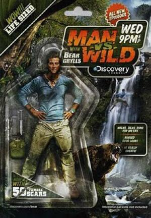 Figurine de Bear grylls