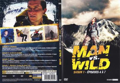 man vs wild saison 1 dvd 2