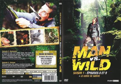 Man vs wild saison 1 dvd 3