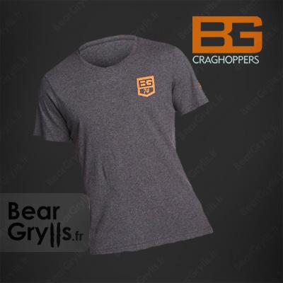 T-shirt bear Grylls 74 de Bear Grylls