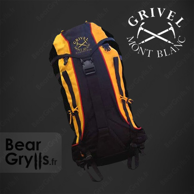 Sac à do Grivel  Alpine Light de Bear Grylls