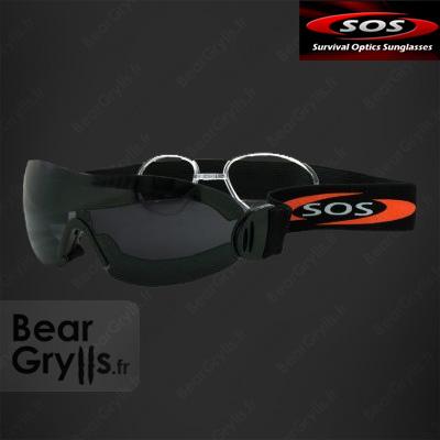 Lunette SOS Bandit de Bear Grylls