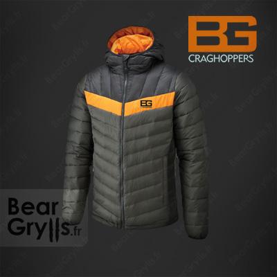 Manteau Bear Grylls Bear Alpine Jacket de Bear Grylls