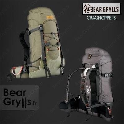 Sac à do CragHoppers BearPac 35 de Bear Grylls