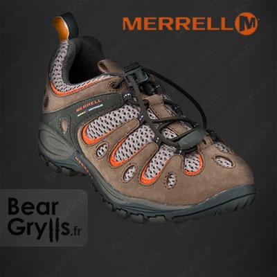 Chaussure  Merrell  Chamelon hex de Bear Grylls