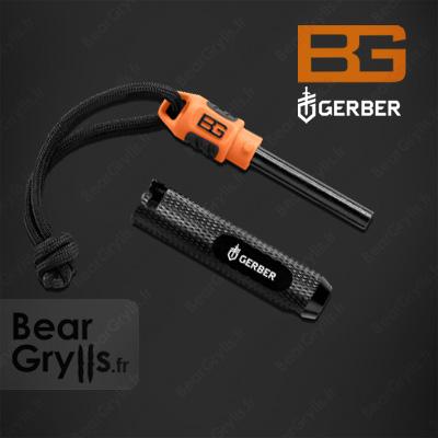 Accessoire Gerber BG Compact Firestarter de Bear Grylls
