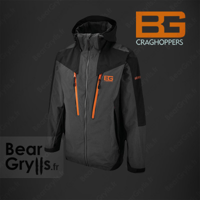 Manteau Bear Grylls Expedition GORE-TEX de Bear Grylls