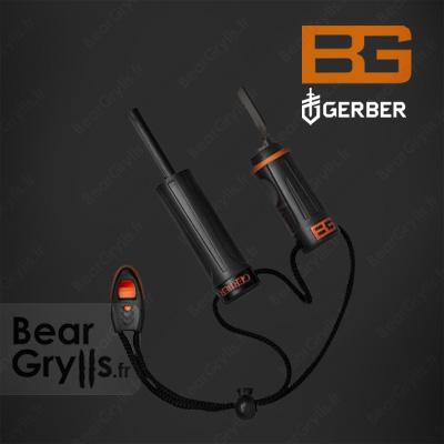 Accessoire Gerber BG Fire Starter de Bear Grylls