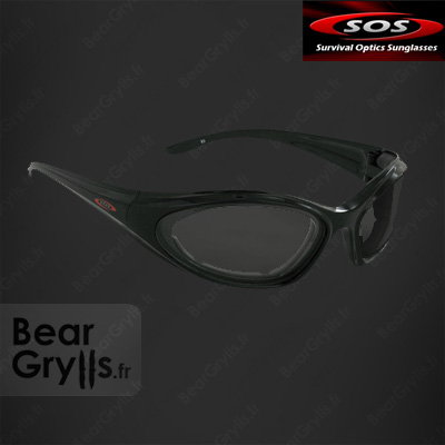 Lunette SOS Full Throttle de Bear Grylls