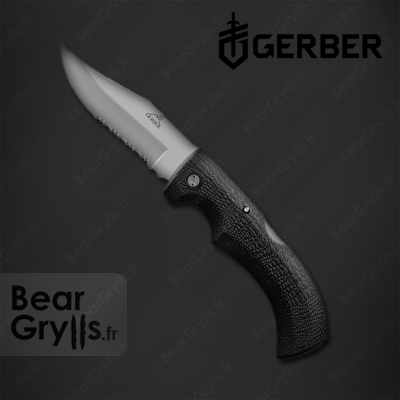 Couteau Gerber Gator de Bear Grylls