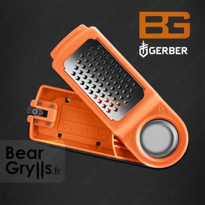 Accessoire TinderBox Firestarter  GERBER BG de Bear Grylls