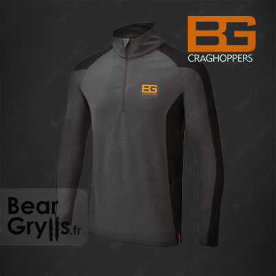Sweats et pull Bear Grylls  Long-Sleeved Base Top de Bear Grylls