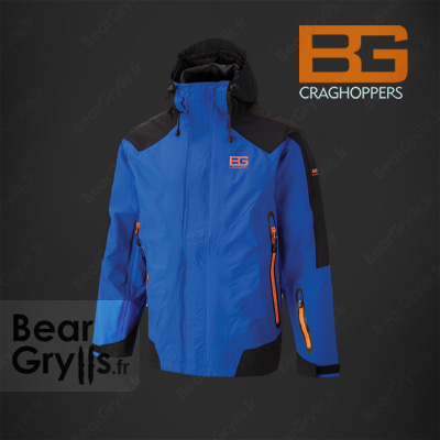 Manteau Bear Grylls Mountain Jacket 2014 de Bear Grylls