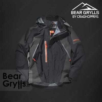 Manteau Craghoppers Survivor Jacket II de Bear Grylls