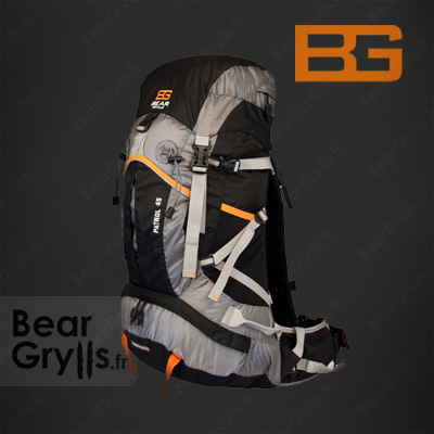 Sac à do Bear Grylls PATROL 45 de Bear Grylls