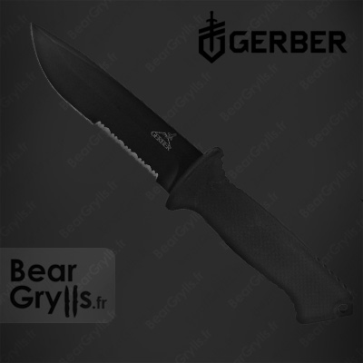 Couteau Gerber Prodigy de Bear Grylls