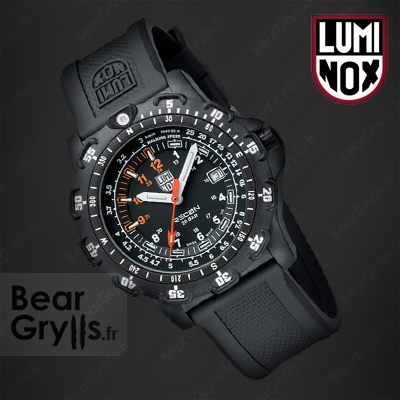 Montre Luminox  Recon Point Man  de Bear Grylls